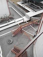 """ООО """" НПП Укрпромтехсервис успешно выполняет прокладку внешних и внутренних технологических трубопроводов на н"""