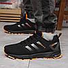 Кросівки чоловічі 18226, Adidas Marathon Tr 26, чорні [ 45 ] р.(44-28,5 см), фото 2
