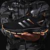 Кросівки чоловічі 18226, Adidas Marathon Tr 26, чорні [ 45 ] р.(44-28,5 см), фото 7