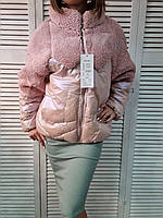 Модні жіночі куртки Фабричний Китай Зима Розміри S,M,L,XL,XXL, фото 1