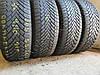 Зимові шини бу 205/55 R16 Continental
