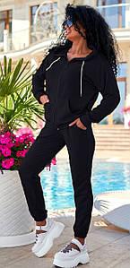Спортивний костюм MF513 Чорний S