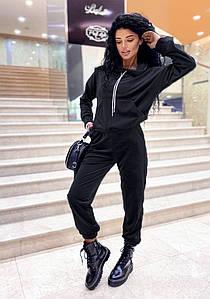 Спортивний костюм MF514 Чорний S