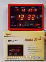 Годинники настінні HC-007 30 х 25 см