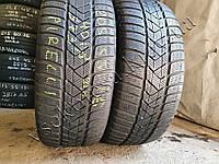 Зимние шины бу 205/55 R16 Pirelli