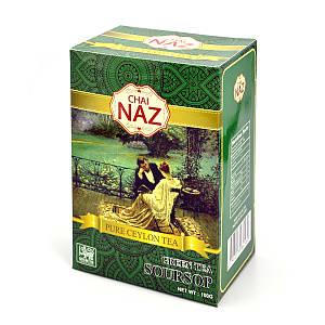 Чай NAZ TEA САУСЕП 100 гр карт зелений