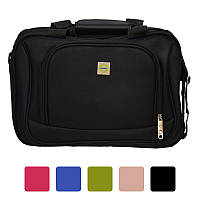 Дорожная сумка Bonro Best с кодовым замком текстильная тканевая Черный