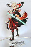 Акриловий стенд Genshin Impact - Kaedehara Kazuha    Кадзуха, 15 см, фото 3
