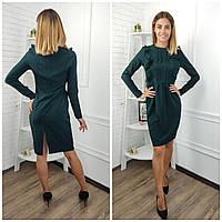 """Сукня жіноча, молодіжна, р-ри S-XL (3ол) """"FIESTA"""" купити недорого від прямого постачальника"""