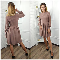 """Сукня жіноча, молодіжна, р-ри S-XL (5кол) """"FIESTA"""" купити недорого від прямого постачальника"""