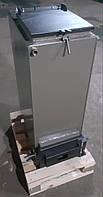 Твердотопливный котел Bizon FS-15 Optima,15 кВт, длительного горения, шахтного типа (Холмова), верх. загрузка