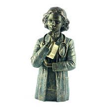 Статуетка Лікар (дівчина) 17 * 9 * 31 см бронза