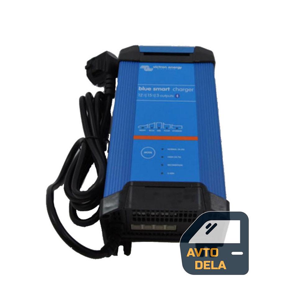Интеллектуальное зарядное устройство для автомобильного аккумулятора Victron Energy Blue Smart IP22 Charger