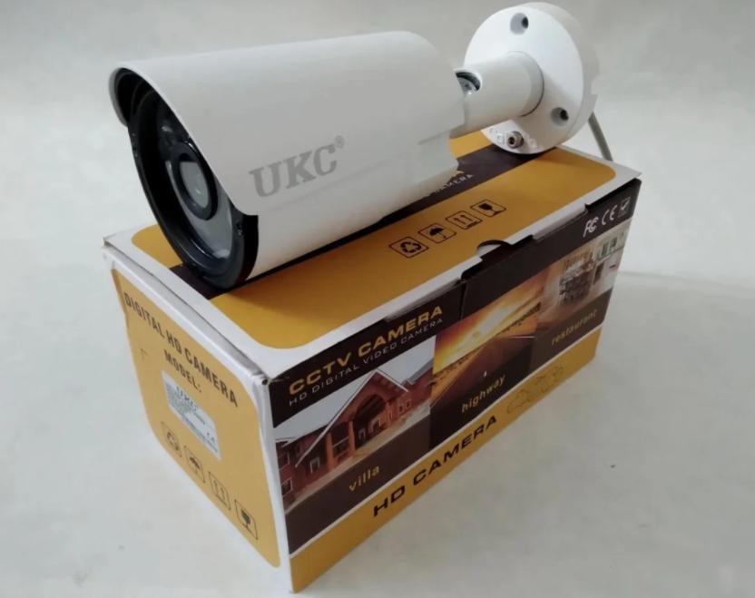 Камера відеоспостереження кольорова зовнішня Camera Cad 115 Ahd 4mp 3.6 mm