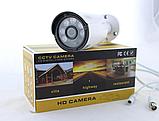Камера відеоспостереження кольорова зовнішня Camera Cad 115 Ahd 4mp 3.6 mm, фото 2