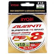 Шнур Ryobi Avanti X8 GR 150m PE1.0