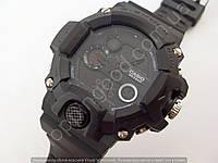 Армейские часы Casio G-Shock 013679 черные водонепроницаемые противоударные