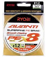 Шнур Ryobi Avanti X8 GR 150m PE1.2