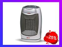 Дуйка обогреватель керамический, тепловентилятор для дома BITEK BT-4119 Ceramic, тепло дуйчик