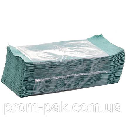 Бумажные полотенца v 160 лист , фото 2