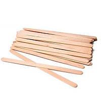 Шпатель дерев'яна яний 93*10*2 (100 шт/уп)