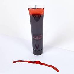 Искусственная кровь в тюбике
