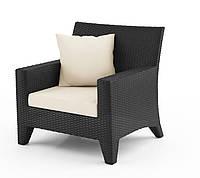 Плетеное кресло GRAF