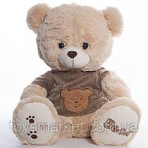 Мягкая игрушка медведь, плюшевый мишка, 38 см.