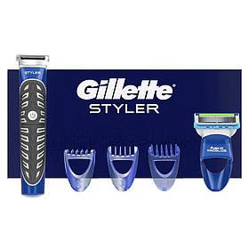 Подарунковий набір Gillette Fusion ProGlide Styler (1 касета ProGlide Power + 3 насадки) 01982