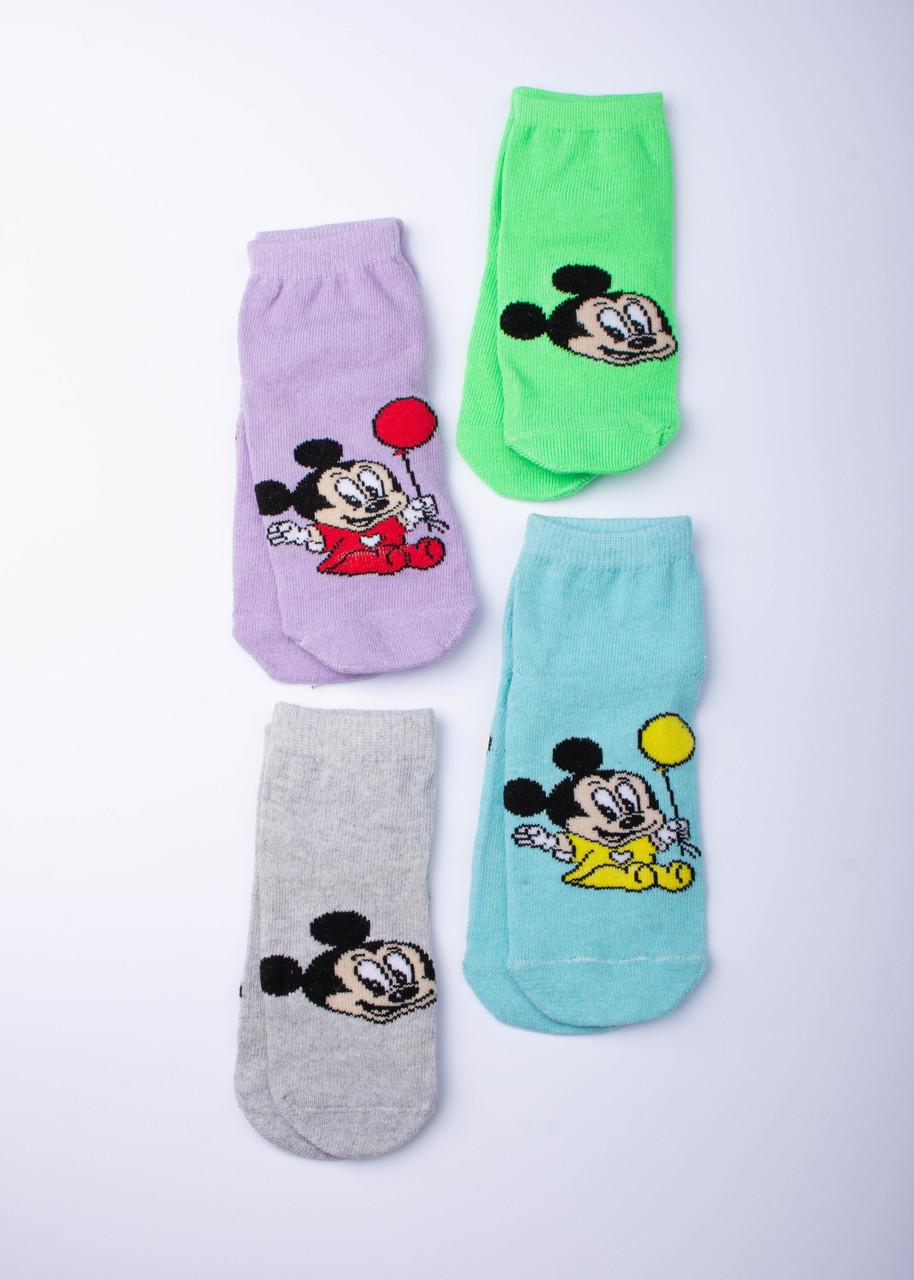 """Шкарпетки дитячі сітка. """"Міккі"""""""