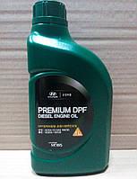 Масло моторное Hyundai Kia Premium DPF 5W-30 дизель 1 л. (05200-00120)