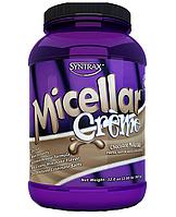 Протеин Казеин, Syntrax, Micellar Creme, 910 gram