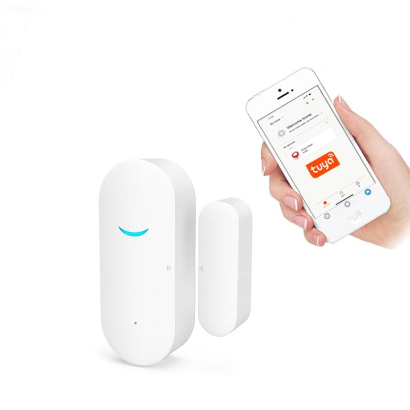 Wi-Fi Датчик відкриття вікон, дверей Tuya Smart AW201
