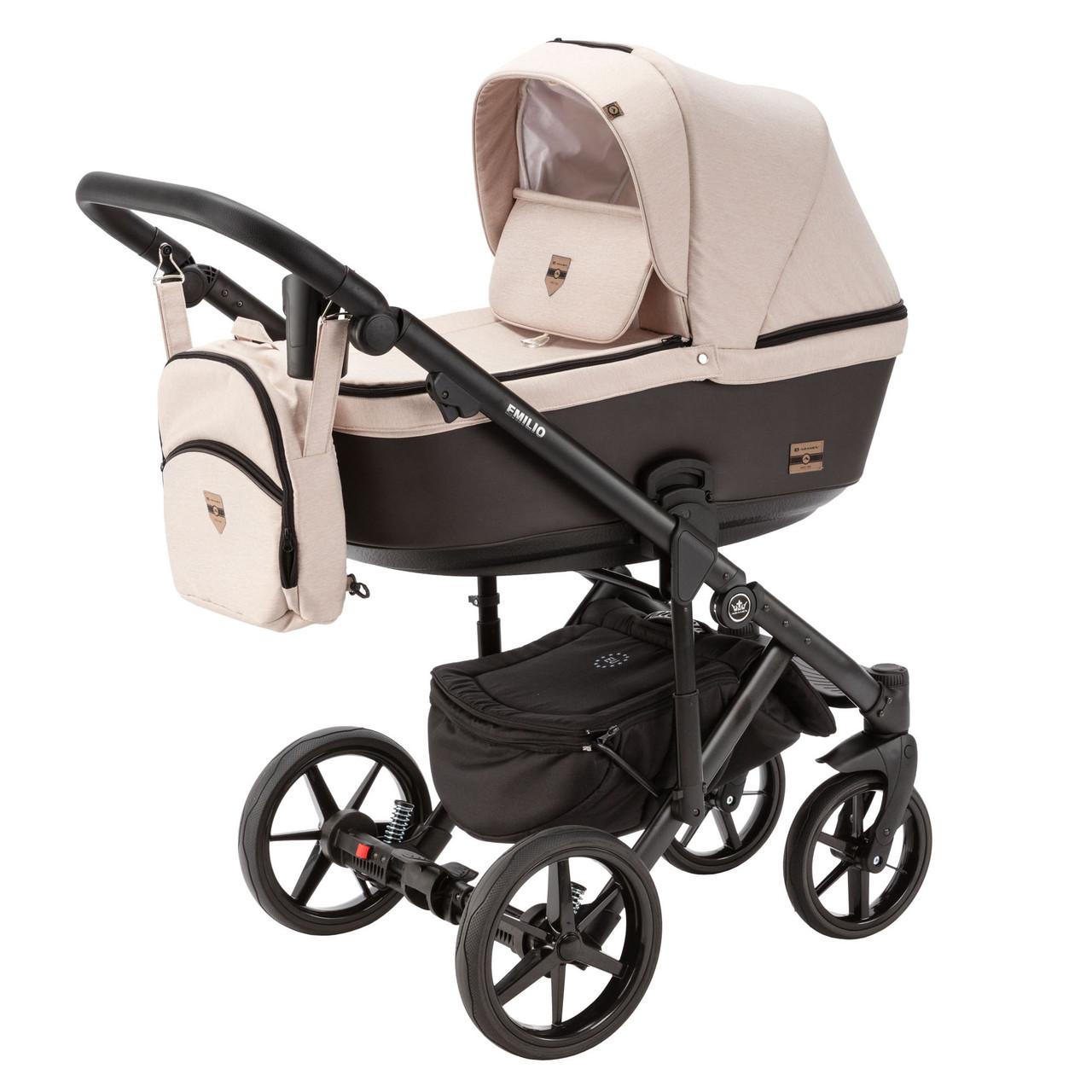 Дитяча універсальна коляска 2 в 1 Adamex Emilio EM-267