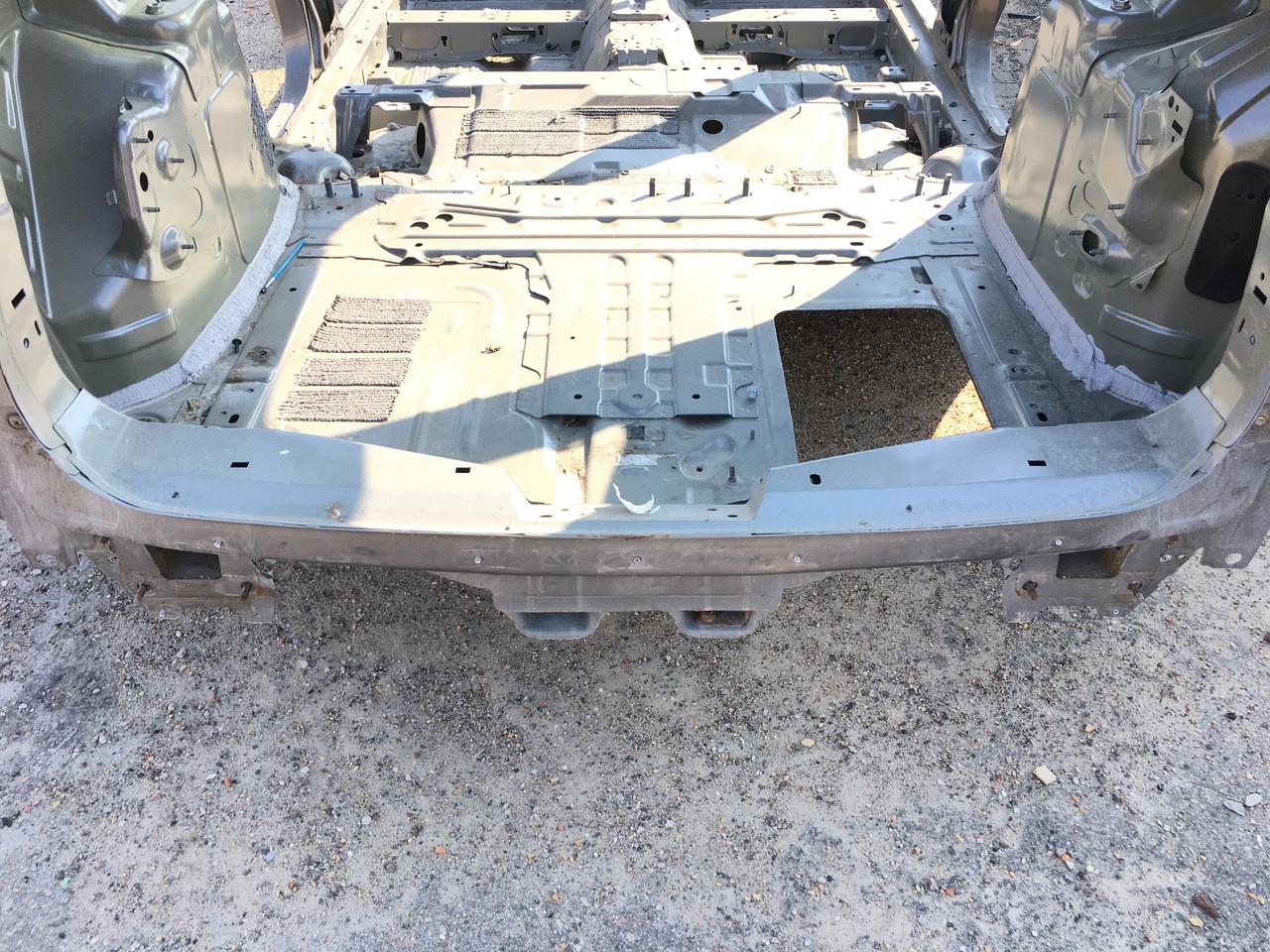 Задняя панель Ford C-Max Hybrid 13-18 оригинал б/у AM5Z-5840320-A