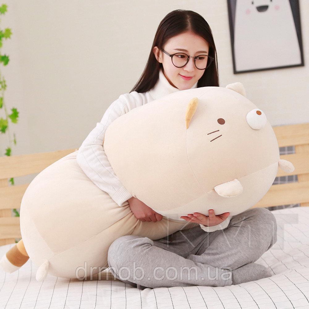 Подушка kids 90 cm — cat