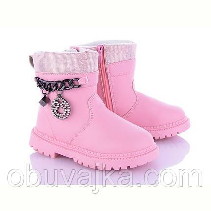 Зимняя обувь оптом Зимние ботинки для девочек 2020 от фирмы BBT(27-32), фото 2