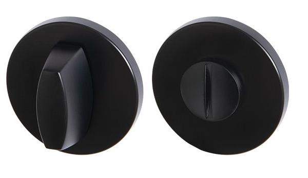 Фиксатор поворотный Armadillo WC-BOLT BK6/URB BL-26 Черный