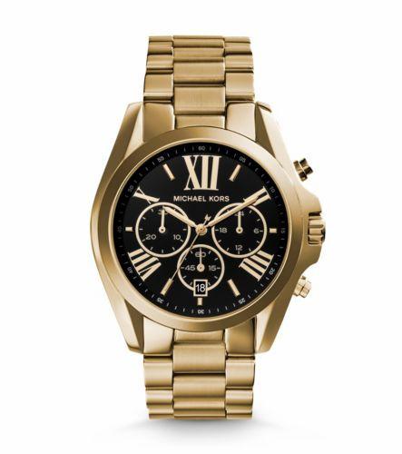 Часы Michael Kors Bradshaw Gold-Tone MK5739