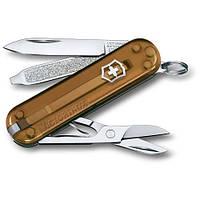 Нож Victorinox Classic SD Colors Chocolate Fudge 58 мм\7предм.\