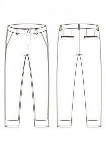 Туфлі дитячі джинси для дівчинки