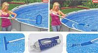 28003(Артикул 2013 года - 58959) Комплект для чистки бассейна Deluxe до 6 м (вакуумный пылесос)