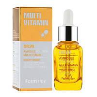 Ампульная сыворотка для лица Farm Stay DR.V8 Ampoule Solution Multi Vitamin 30мл В наличии