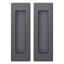 Ручка для раздвижных дверей Armadillo SH010 URB BPVD-77 Вороненый никель