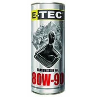 Масло трансмиссионное E-TEC 80W-90 1лит