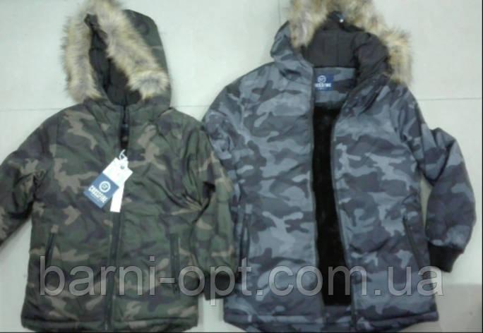 Куртки утеплені для хлопчиків оптом, Crossfire, 8-16 рр., фото 2