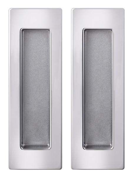 Ручка для раздвижных дверей Armadillo SH010 URB СР-8 Хром полированный