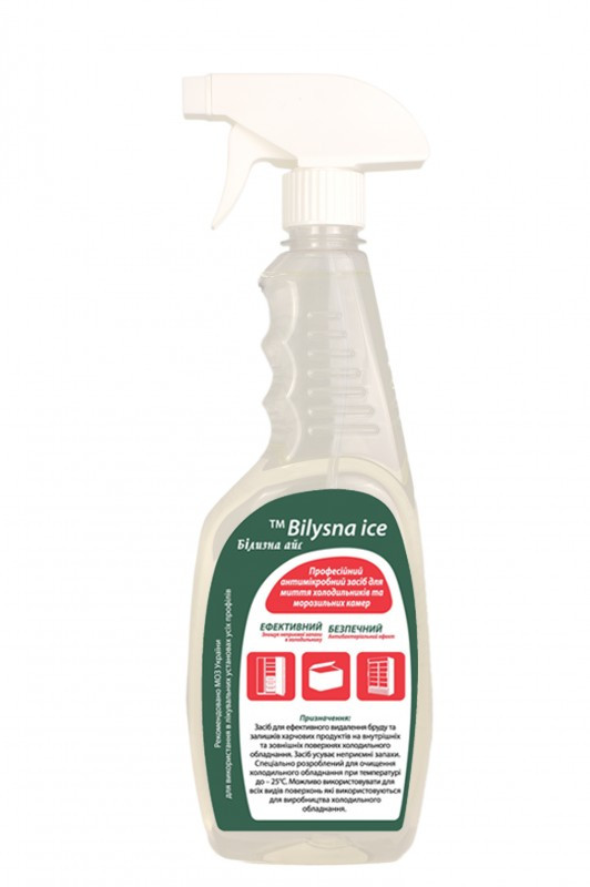 Белизна айс для мытья и дезинфекции холодильного оборудования 750мл. NaviStom