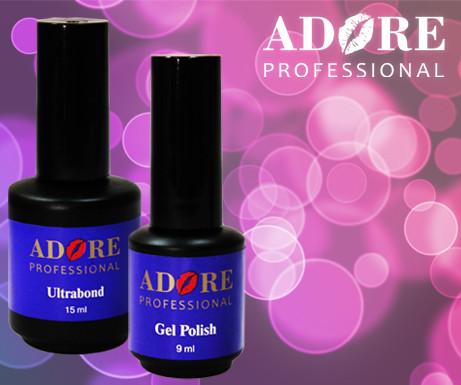 Гель-лаки Adore Professional в красивых расцветках