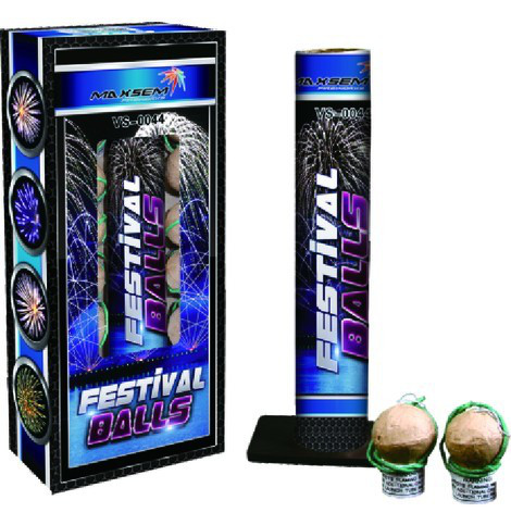Миномет FESTIVAL BALLS Калибр 38мм VS-0044